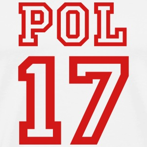 POLAND 17 - Men's Premium T-Shirt