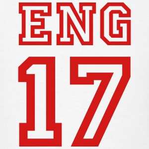 ENGLAND 17 - Men's T-Shirt