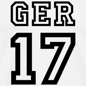 GERMANY 17 - Men's Premium T-Shirt