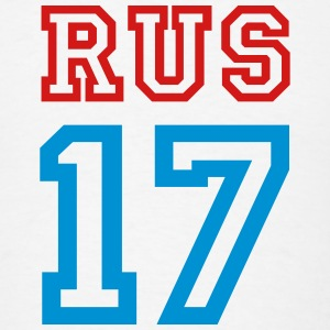 RUSSIA 17 - Men's T-Shirt