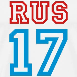 RUSSIA 17 - Men's Premium T-Shirt