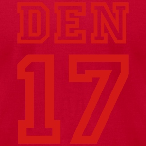 DENMARK 17 - Men's T-Shirt by American Apparel