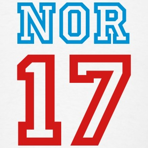 NORWAY 17 - Men's T-Shirt