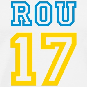 ROMANIA 17 - Men's Premium T-Shirt