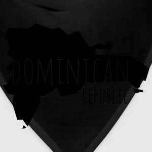 Dominican Republic T-Shirts - Bandana