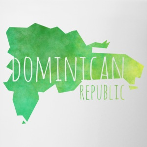 Dominican Republic Kids' Shirts - Coffee/Tea Mug