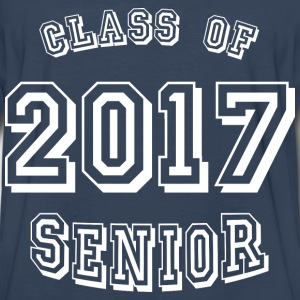 Class of 2017 Hoodies - Men's Premium Long Sleeve T-Shirt