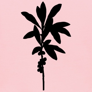 February daphne (silhouette) - Kids' Hoodie