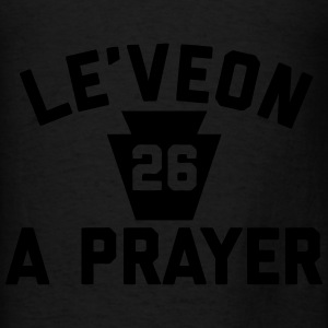 Le'Veon A Prayer Hoodies - Men's T-Shirt