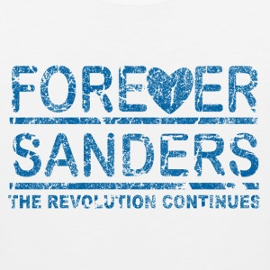 Forever Sanders, the Revolution Continues - Men's Premium Tank