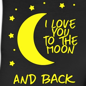 i love you to the moon and back - Leggings