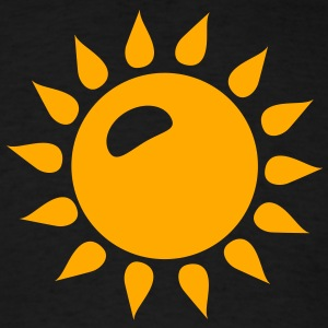 Sun Sunshine Summer Icon Sportswear - Men's T-Shirt