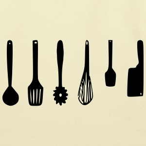 Kitchen Utensils - Eco-Friendly Cotton Tote
