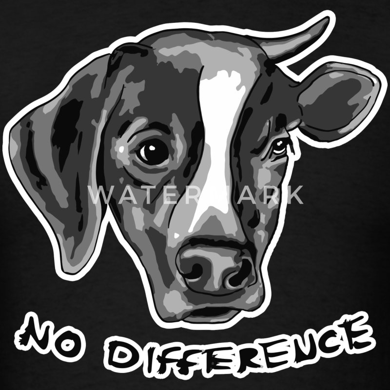 No difference - Men's T-Shirt