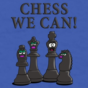 chess_we_can_12_2016_c Mugs & Drinkware - Men's T-Shirt