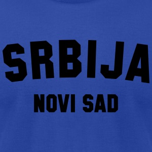 SERBIA 17 - Men's T-Shirt by American Apparel