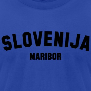 MARIBOR - Men's T-Shirt by American Apparel