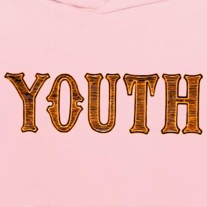 Noble characteristic typography youth - Kids' Hoodie