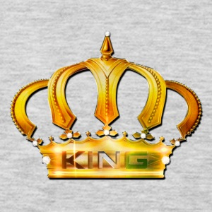 KINGSTYLES - Men's Premium Long Sleeve T-Shirt