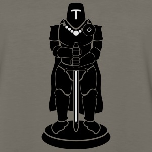 Chess Knight - Men's Premium Long Sleeve T-Shirt