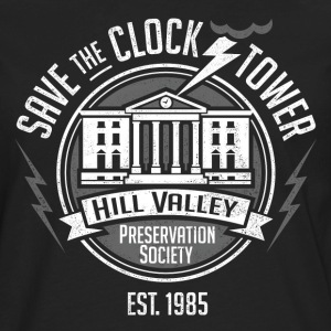 Save The Clock Tower - Men's Premium Long Sleeve T-Shirt