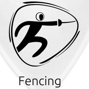 Fencing_black - Bandana