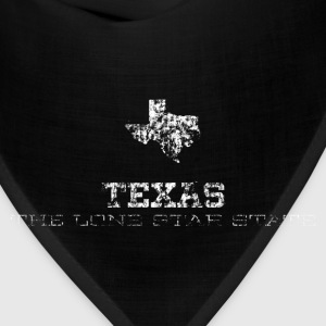Texas Shape and Nickname - Bandana