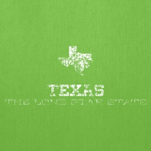Texas Shape and Nickname - Tote Bag