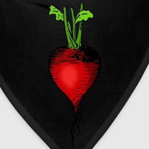 Lutz radish colored - Bandana
