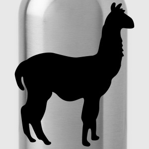 lama T-Shirts - Water Bottle