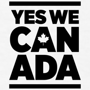 Yes we Canada Mugs & Drinkware - Men's T-Shirt