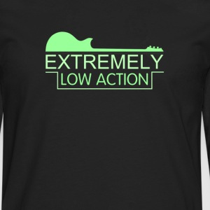 Extremely Low Action - Men's Premium Long Sleeve T-Shirt