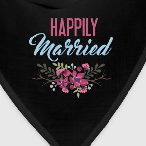 Married - Happily Married - Bandana