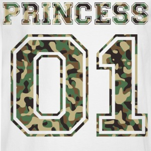 Princess_01_camo_2 - Men's Long Sleeve T-Shirt