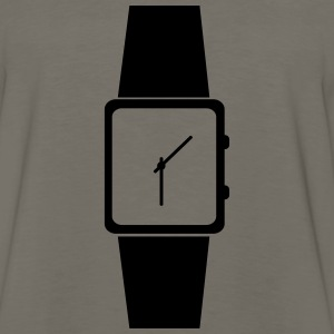 Watch - Men's Premium Long Sleeve T-Shirt