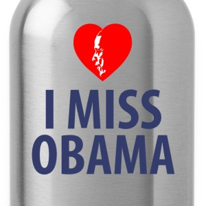 I Miss Obama - Water Bottle