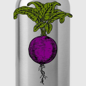 Purple beet - Water Bottle