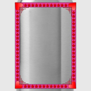 Valentine frame - Water Bottle
