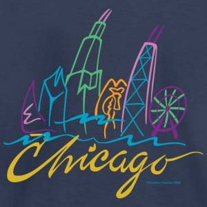 Chicago - Toddler Premium T-Shirt