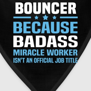 Bouncer Tshirt - Bandana