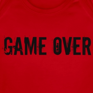 GAME OVER Kids' Shirts - Short Sleeve Baby Bodysuit