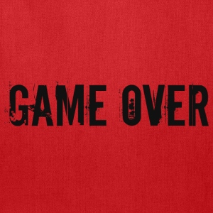 GAME OVER Kids' Shirts - Tote Bag