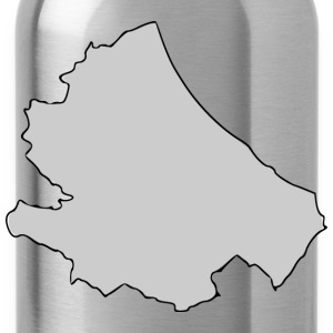 Abruzzo Region of Italy - Water Bottle