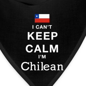 I CAN'T KEEP CALM - i'am chile T-Shirts - Bandana