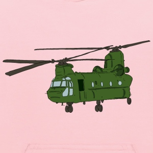 Chinook Helicopter 1 - Kids' Hoodie