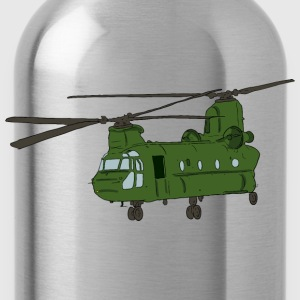 Chinook Helicopter 1 - Water Bottle