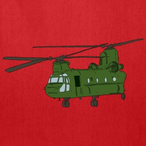 Chinook Helicopter 1 - Tote Bag