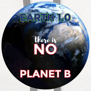 Earth 1.0 - there is no Planet B - Contrast Hoodie