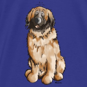 Leo the Leonberger Bags & backpacks - Men's Premium T-Shirt