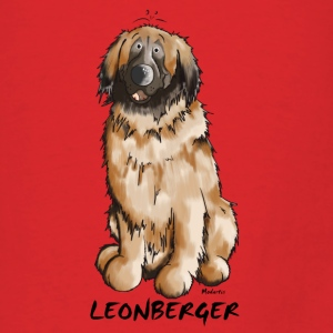 Leon the Leonberger Bags & backpacks - Men's T-Shirt